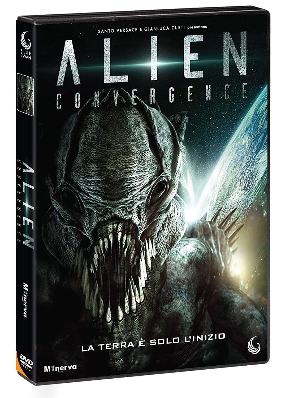 ALIEN CONVERGENCE (DVD)