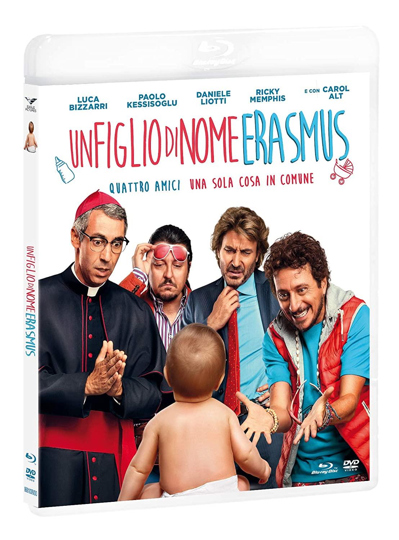 UN FIGLIO DI NOME ERASMUS (BLU-RAY+DVD)