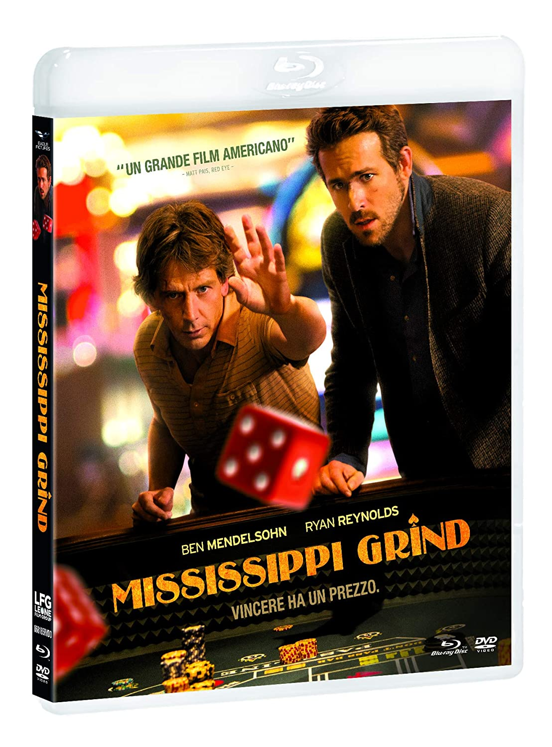 MISSISSIPPI GRIND (BLU-RAY+DVD)