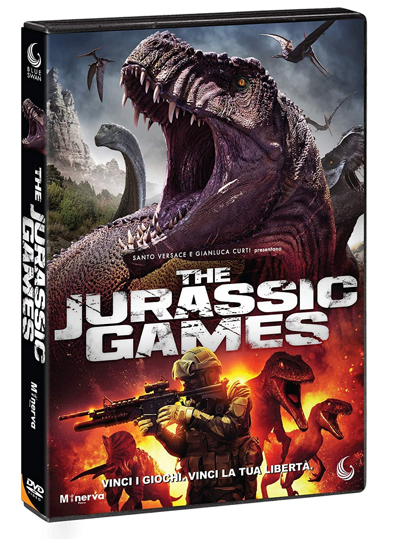 THE JURASSIC GAMES (DVD)