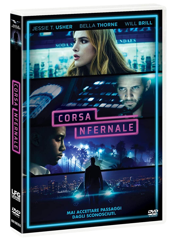 CORSA INFERNALE (DVD)