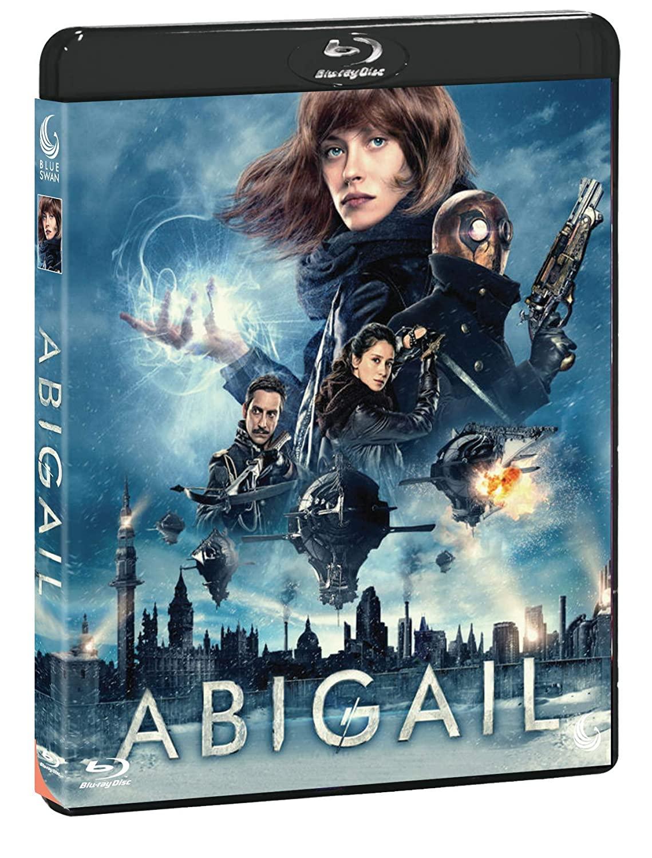 ABIGAIL (BLU-RAY+DVD)