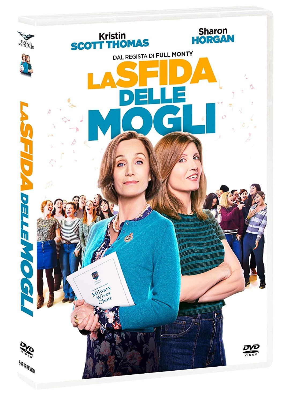 LA SFIDA DELLE MOGLI (DVD)