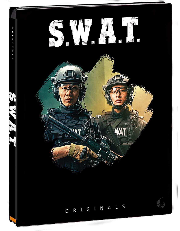 S.W.A.T. (BLU-RAY+DVD)
