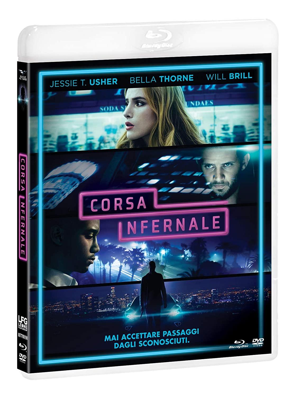 CORSA INFERNALE (BLU-RAY+DVD)