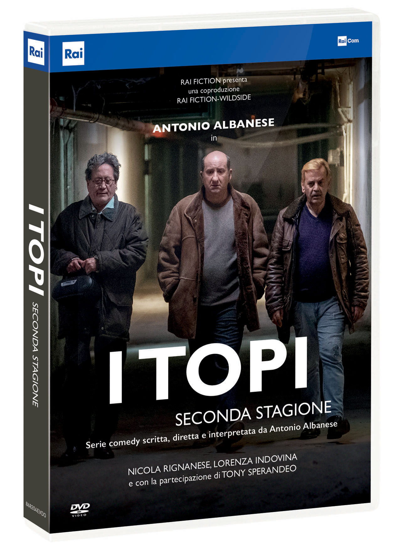 COF.I TOPI - SECONDA STAGIONE (DVD)