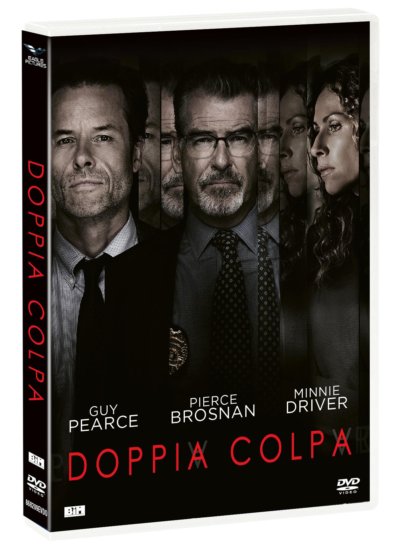 DOPPIA COLPA (DVD+CALENDARIO 2021) (DVD)