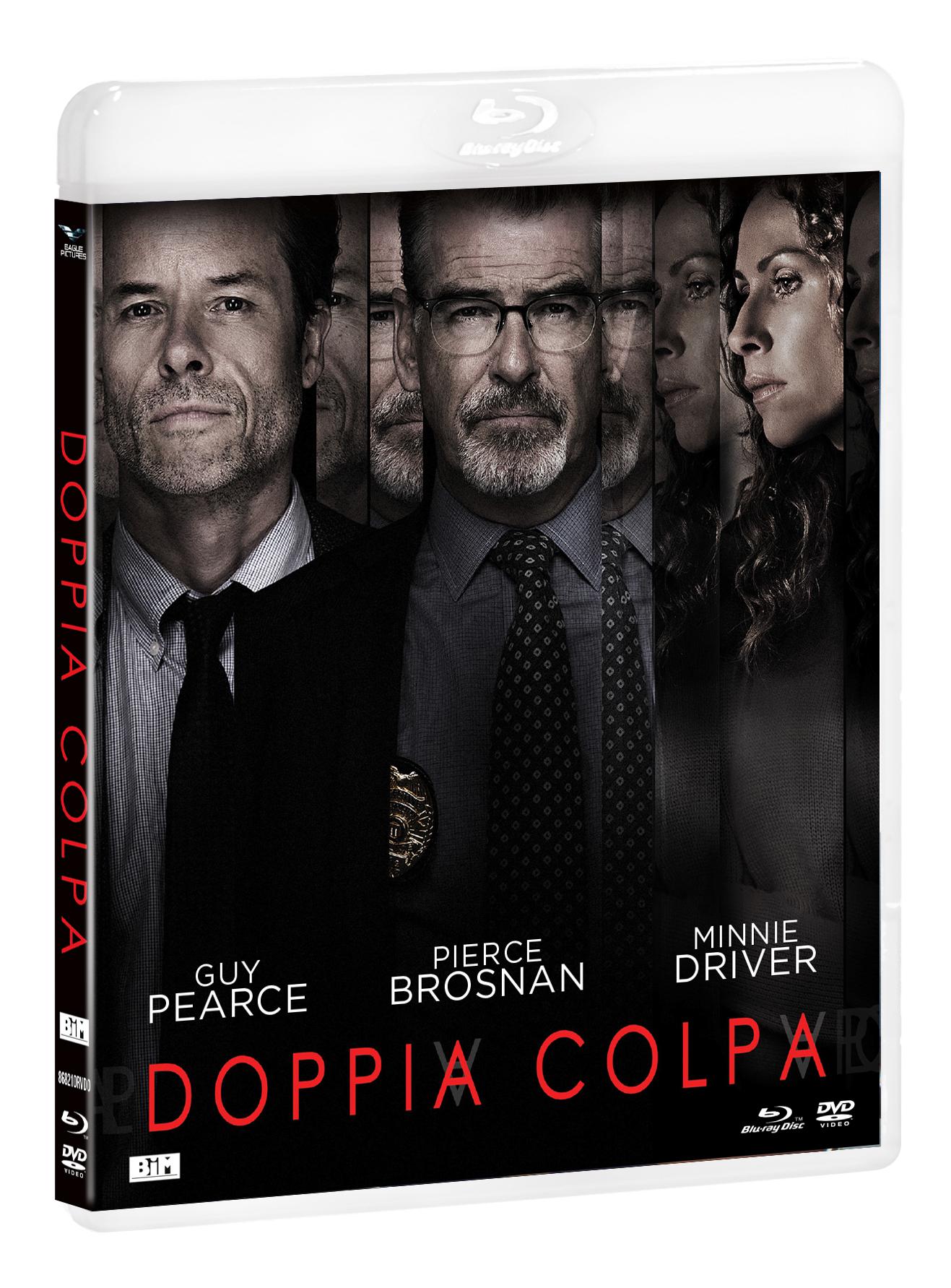 DOPPIA COLPA (BLU-RAY+DVD+CALENDARIO 2021)