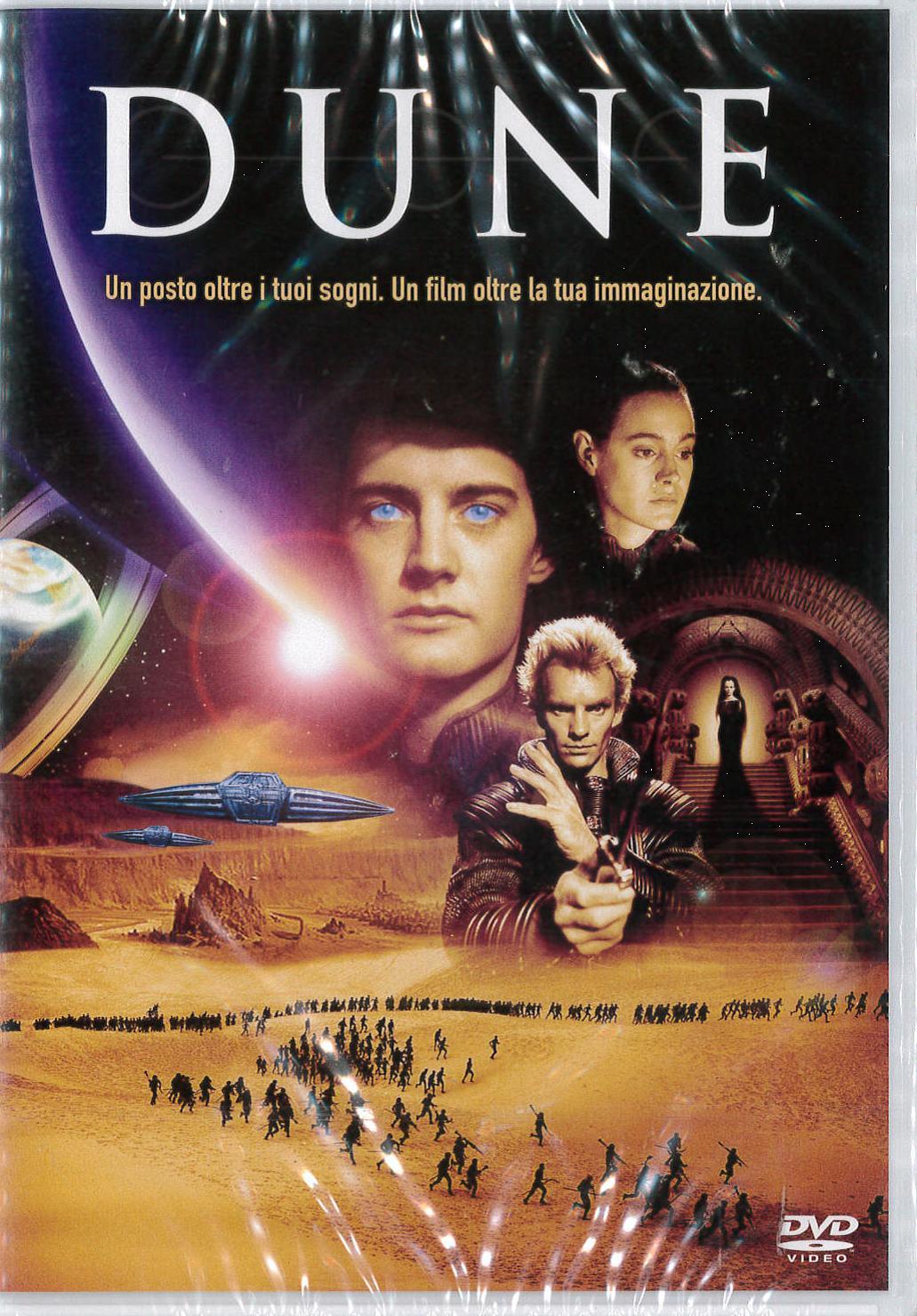 DUNE (DVD+CALENDARIO 2021) (DVD)