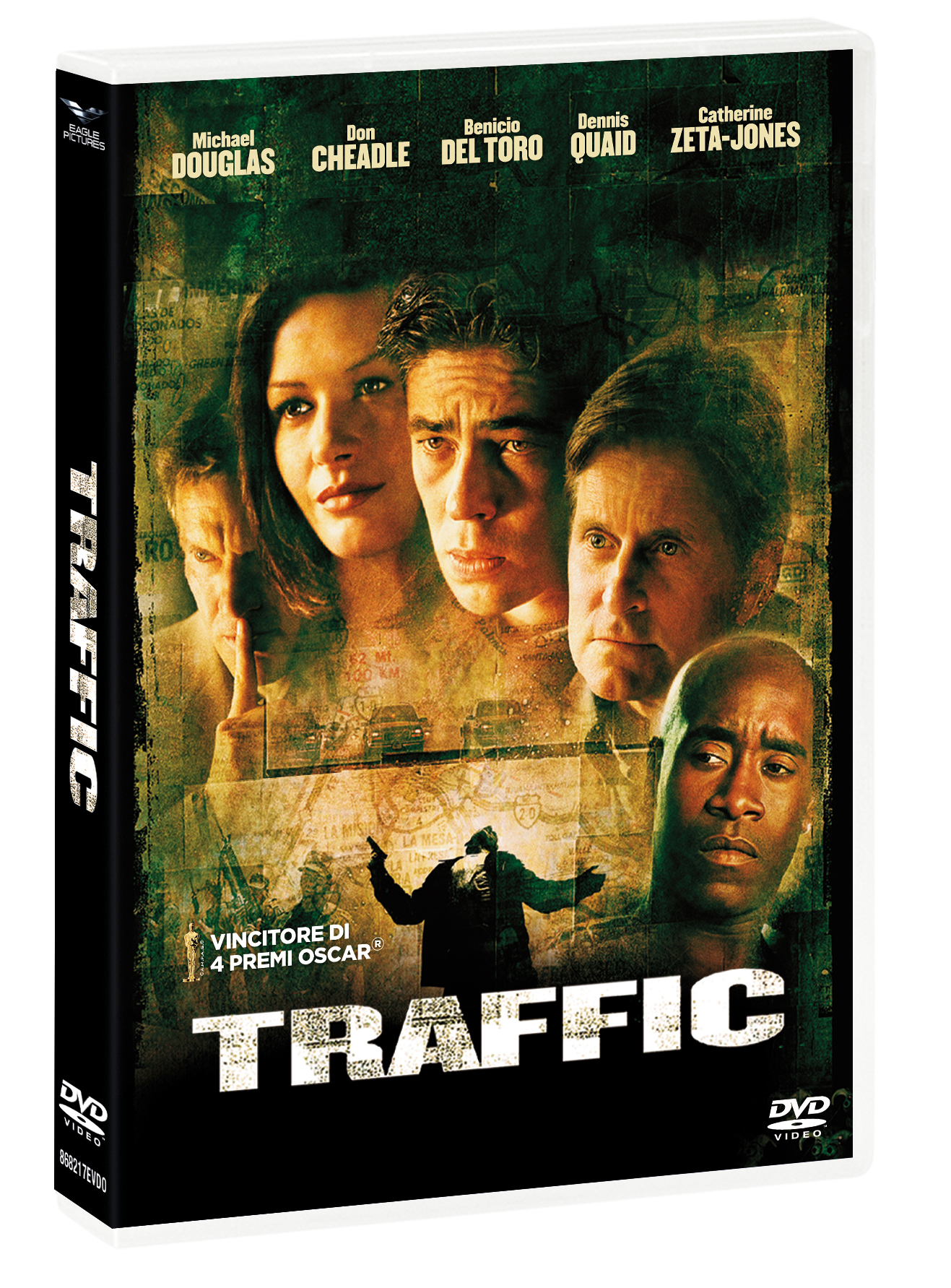 TRAFFIC (DVD+CALENDARIO 2021) (DVD)