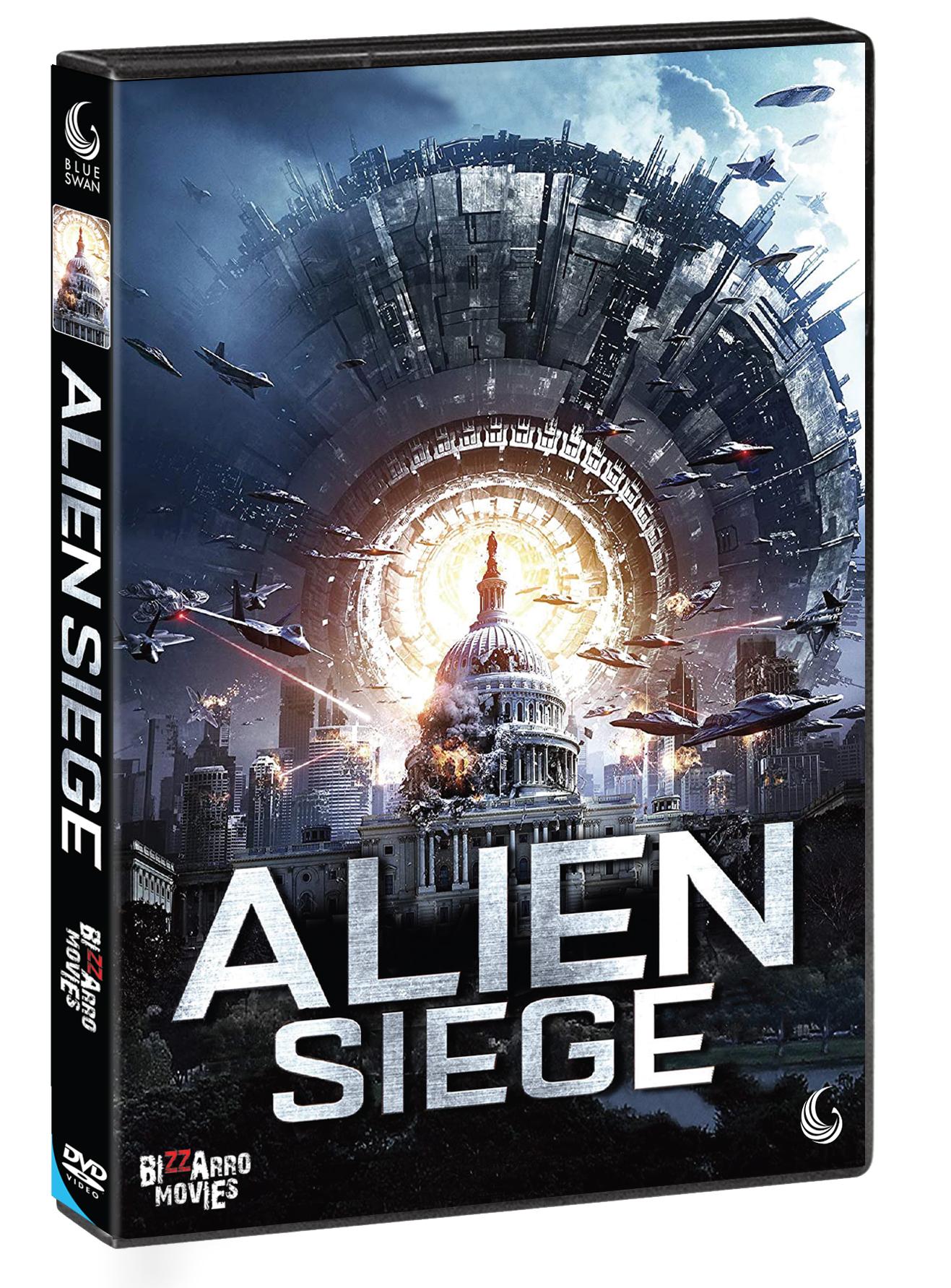 ALIEN SIEGE (DVD)