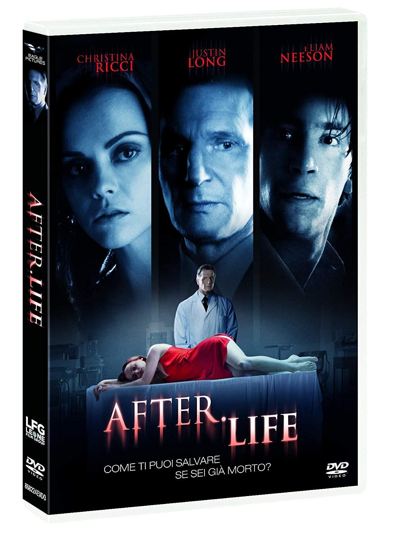 AFTER LIFE (DVD+CALENDARIO 2021) (DVD)