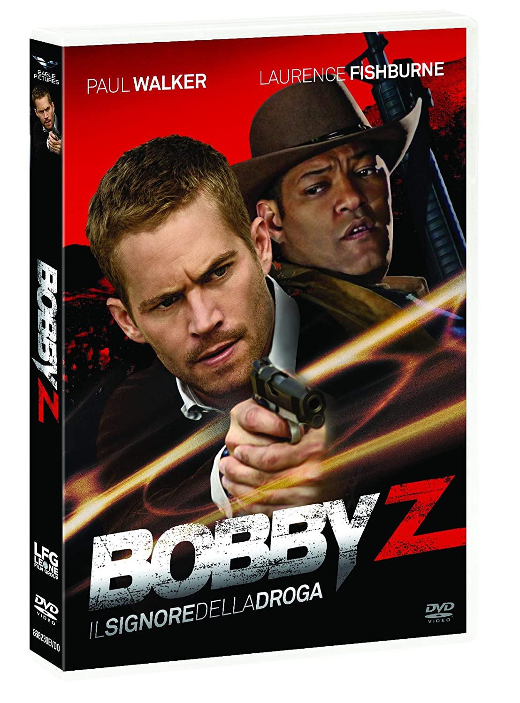 BOBBY Z - IL SIGNORE DELLA DROGA (DVD+CALENDARIO 2021) (DVD)