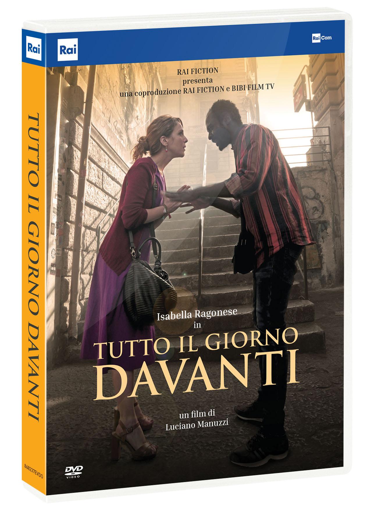 TUTTO IL GIORNO DAVANTI (DVD)