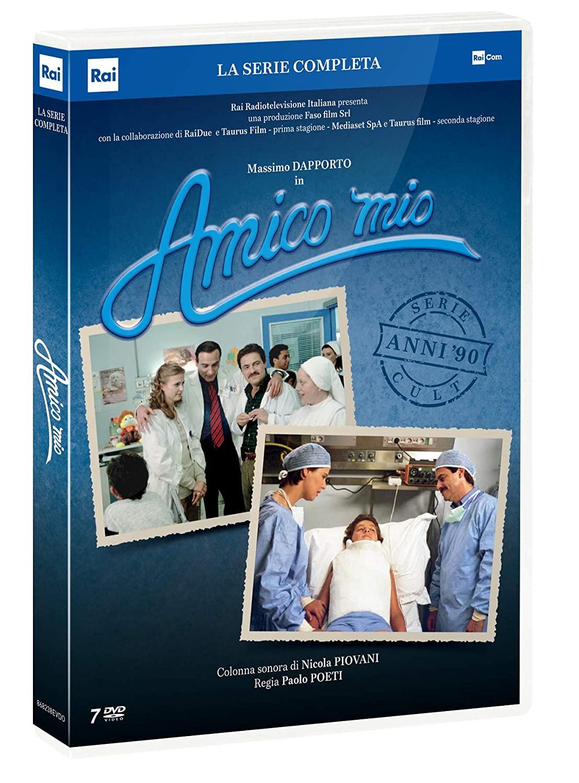 COF.AMICO MIO - LA SERIE COMPLETA (7 DVD) (DVD)