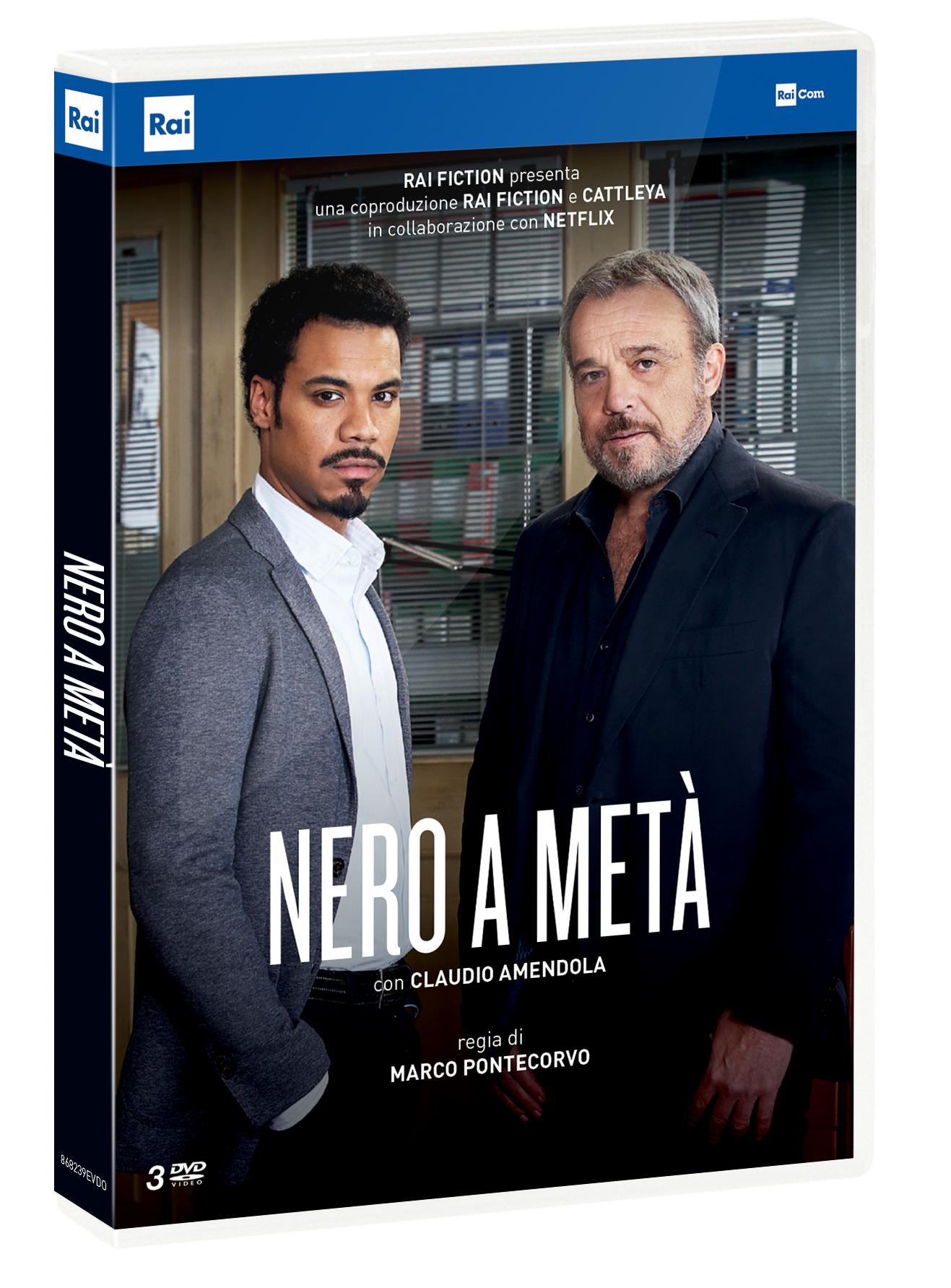 COF.NERO A META' - STAGIONE 01 (3 DVD) (DVD)