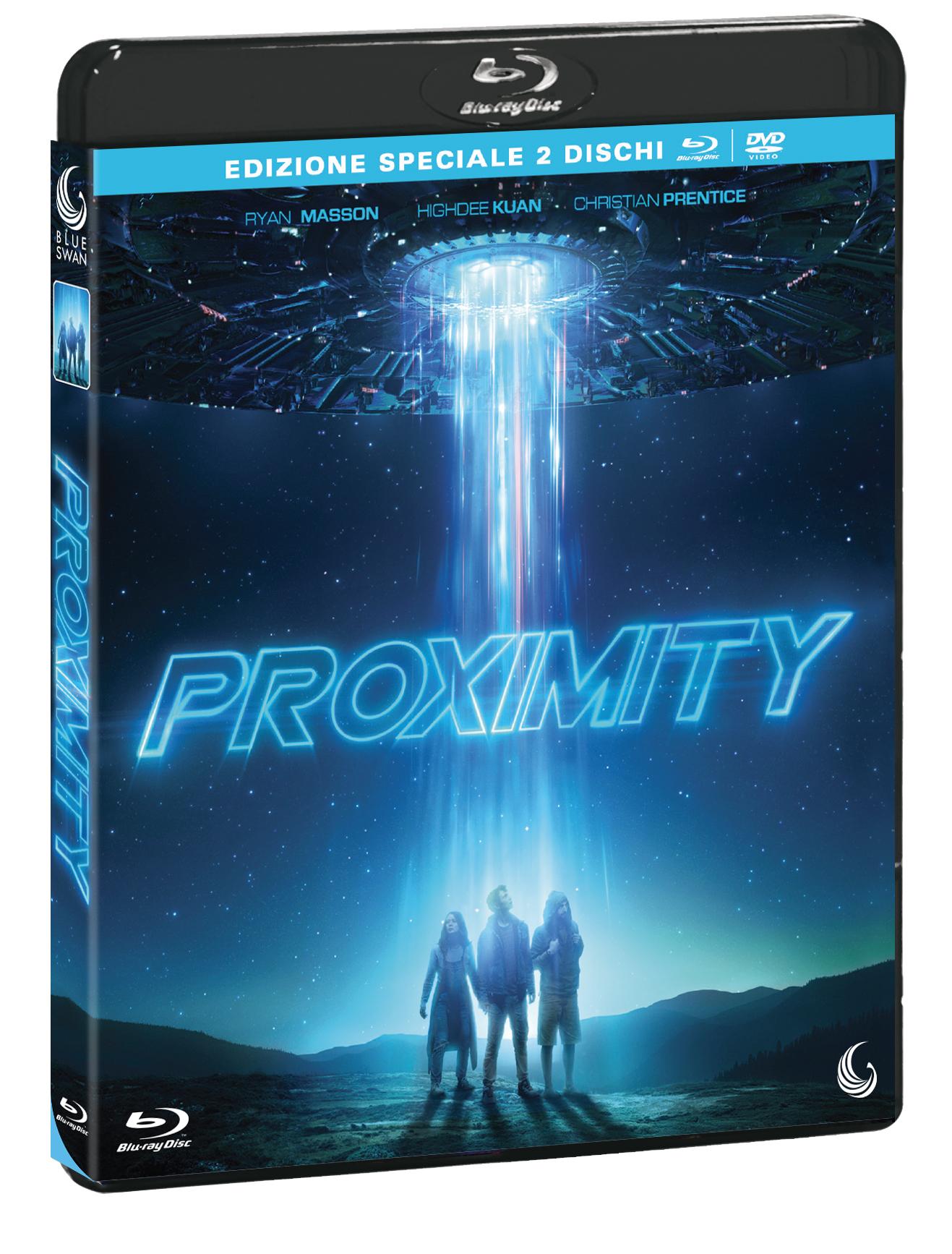 PROXIMITY (BLU-RAY+DVD)