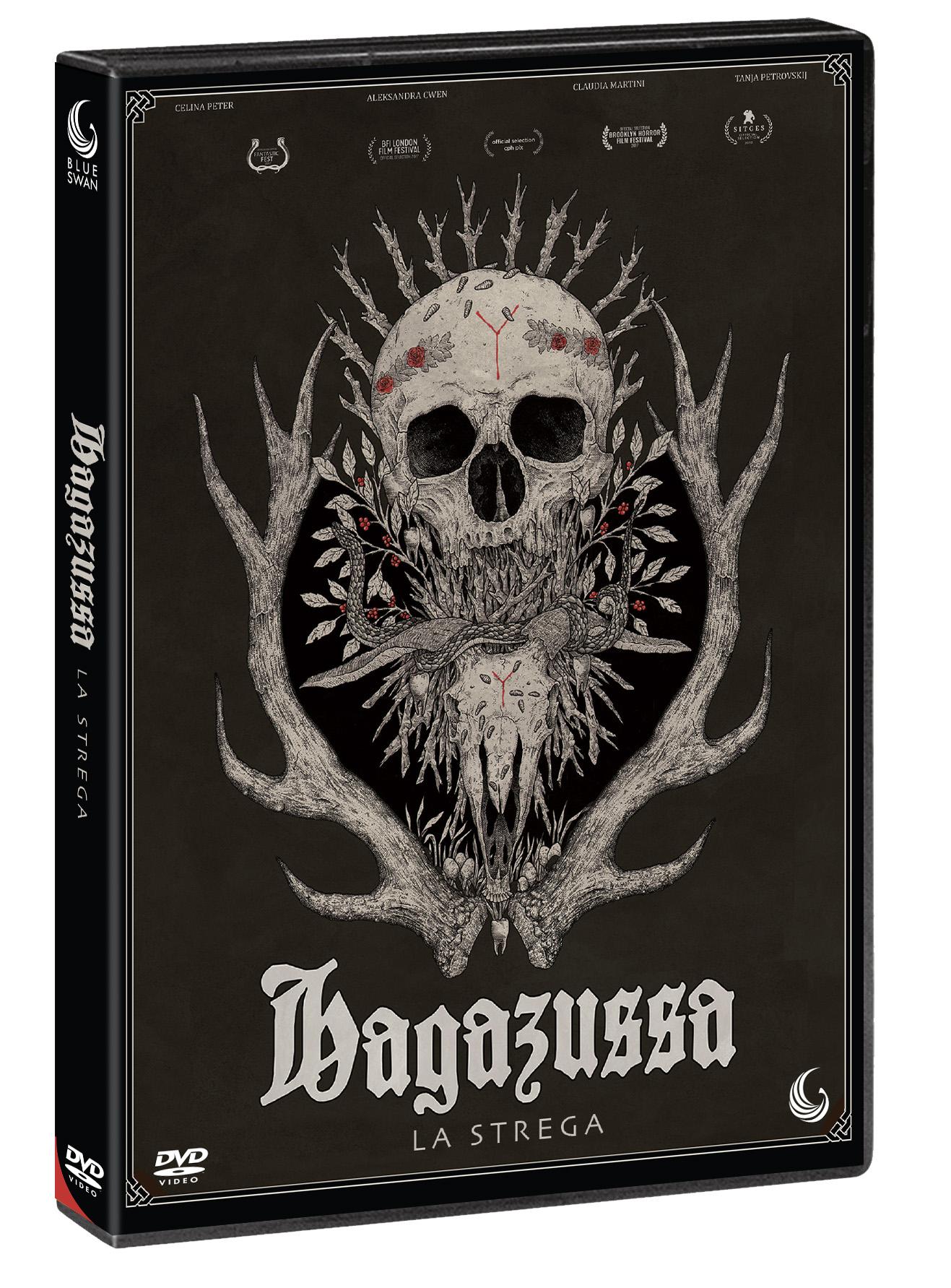 HAGAZUSSA - LA STREGA (DVD)
