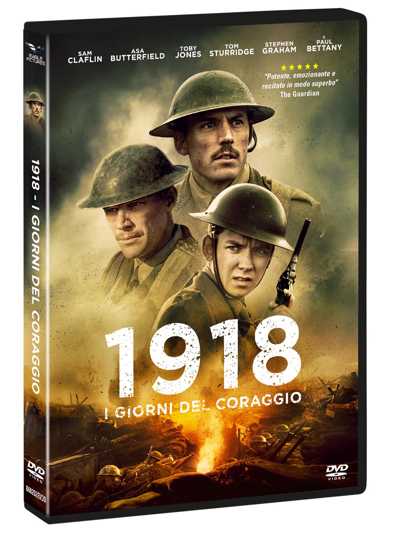 1918 - I GIORNI DEL CORAGGIO (DVD)