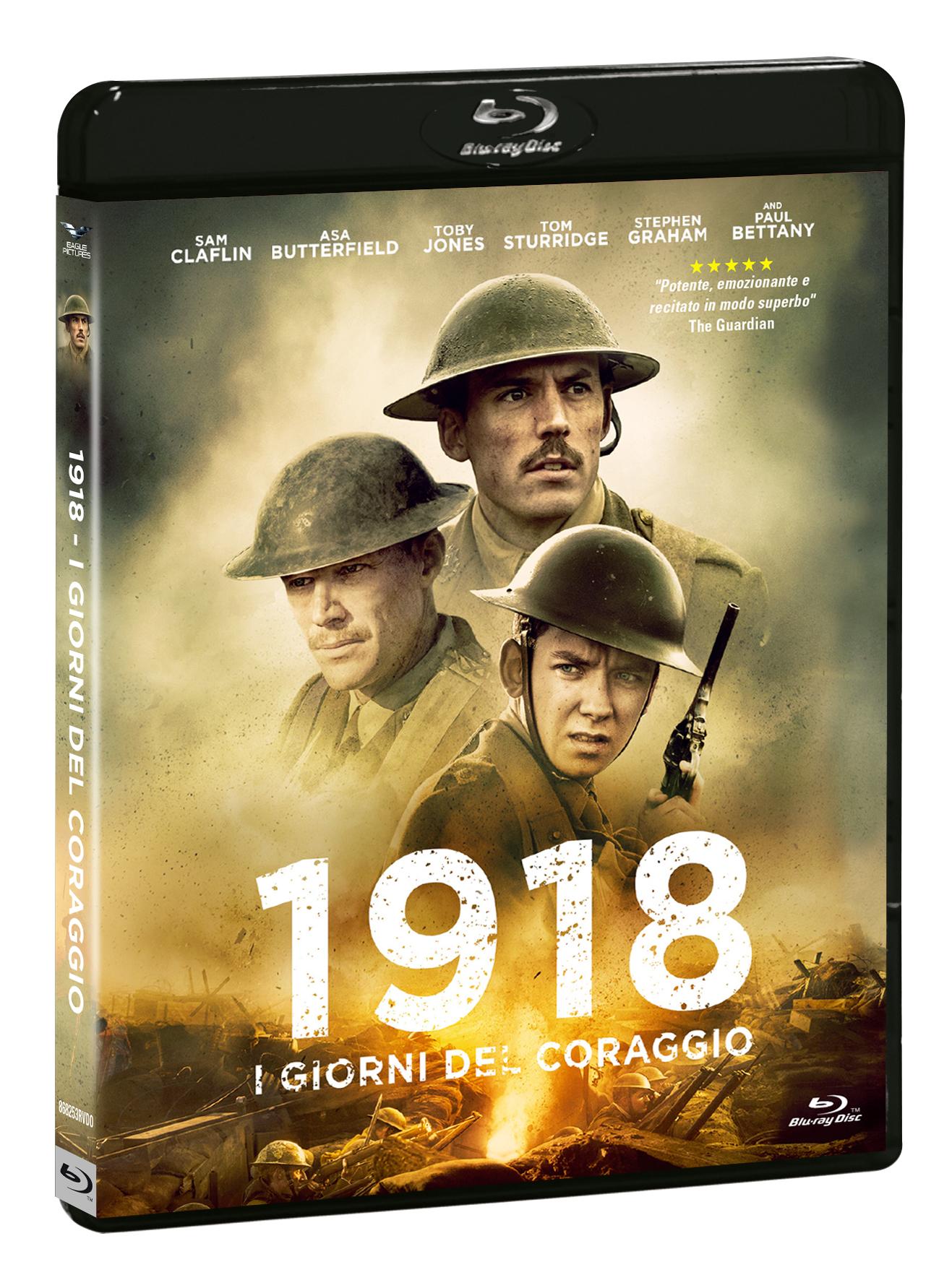 1918 - I GIORNI DEL CORAGGIO - BLU RAY