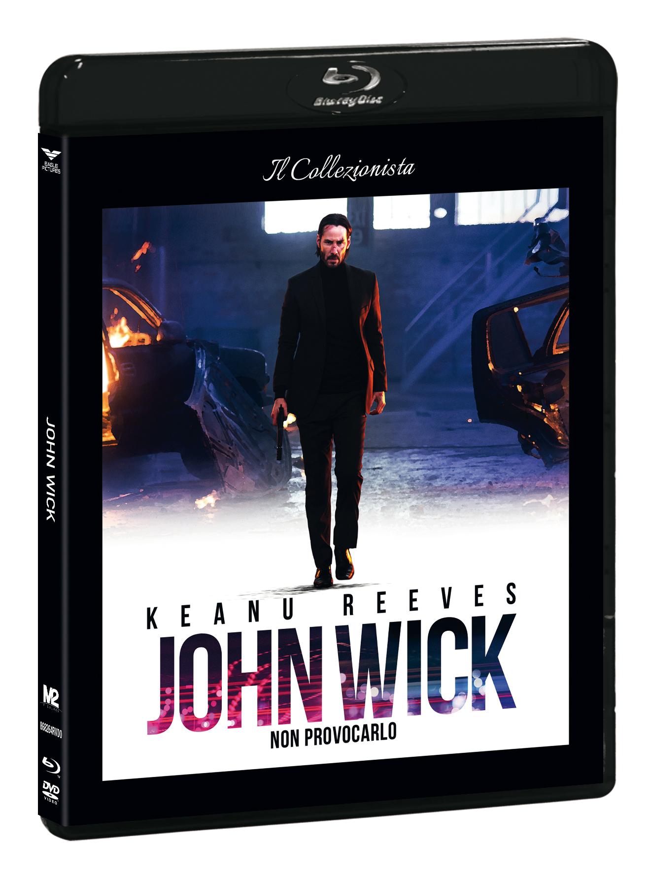JOHN WICK (BLU-RAY+DVD)