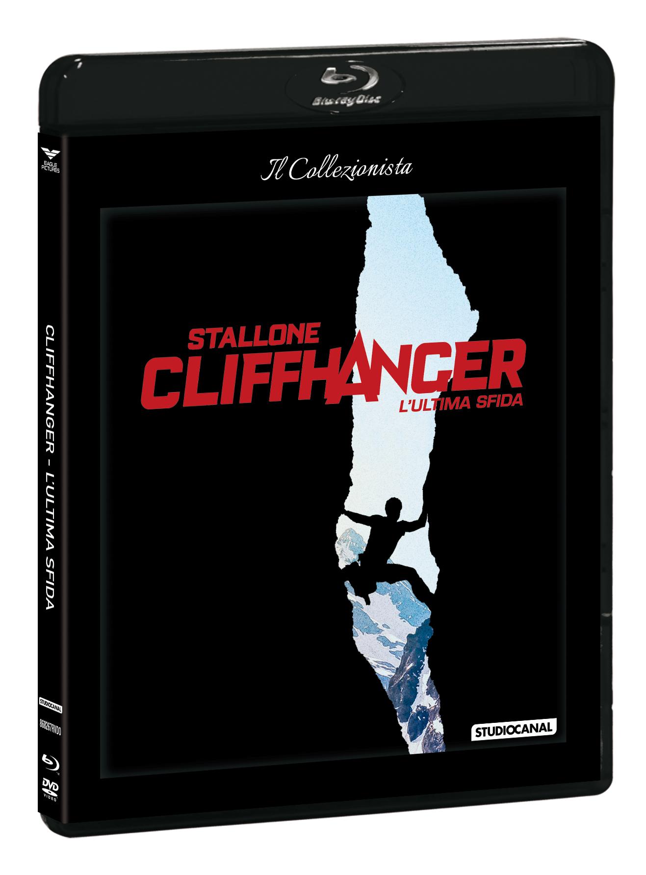 CLIFFHANGER - L'ULTIMA SFIDA (BLU-RAY+DVD)