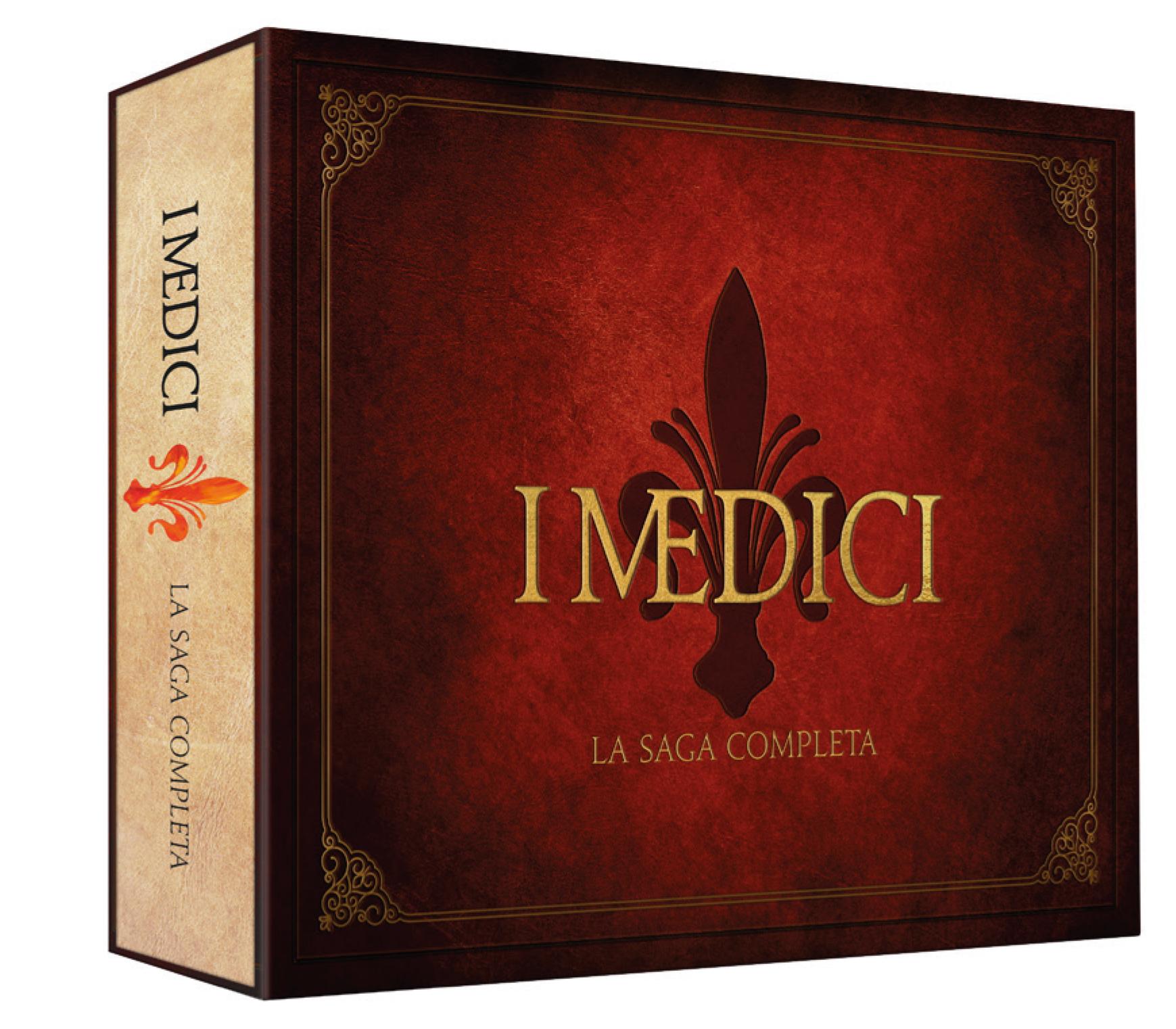 COF.I MEDICI - LA SAGA COMPLETA (12 DVD) (DVD)