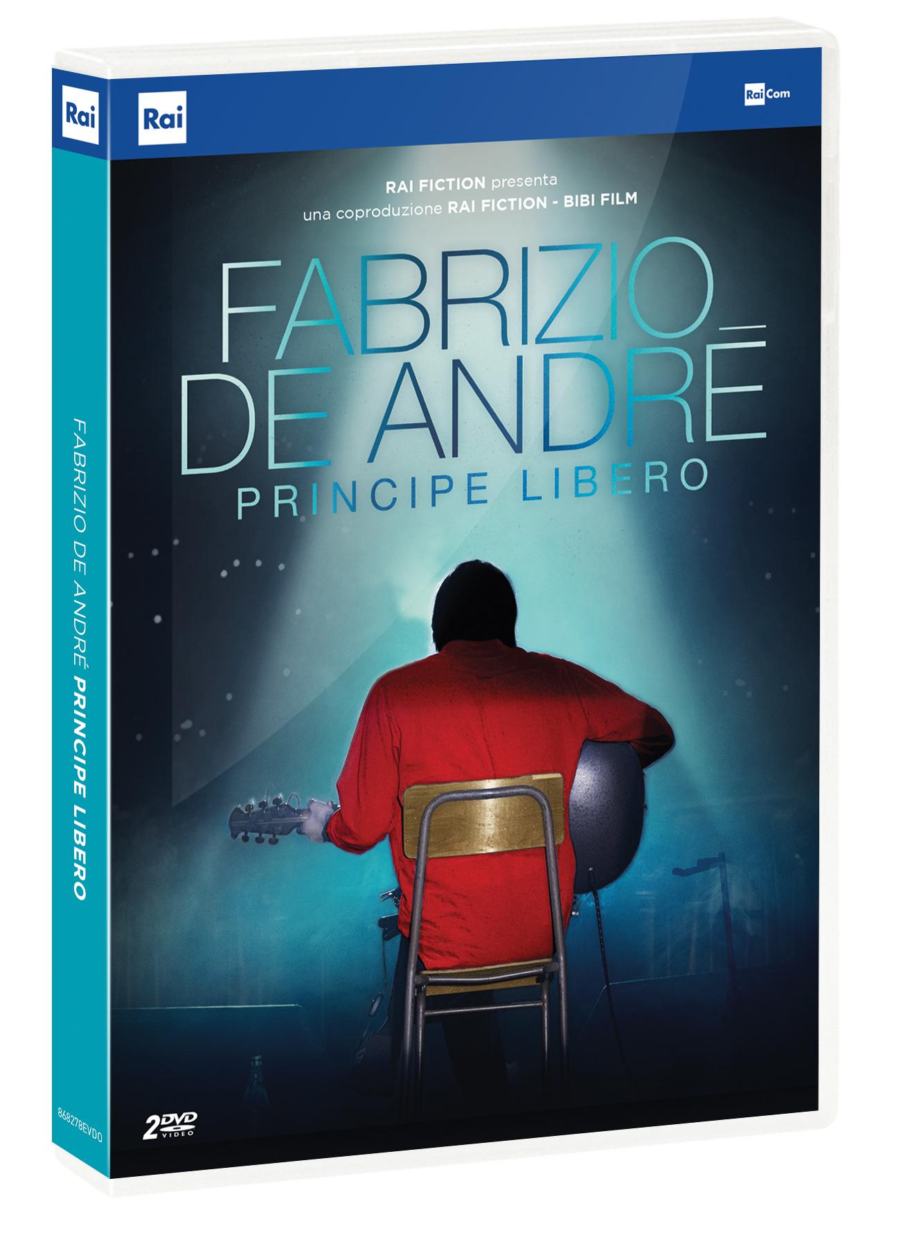 COF.FABRIZIO DE ANDRE' - PRINCIPE LIBERO (2 DVD) (DVD)