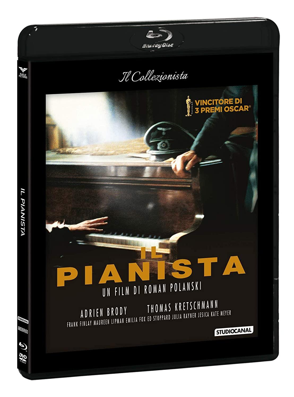 IL PIANISTA (BLU-RAY+DVD)