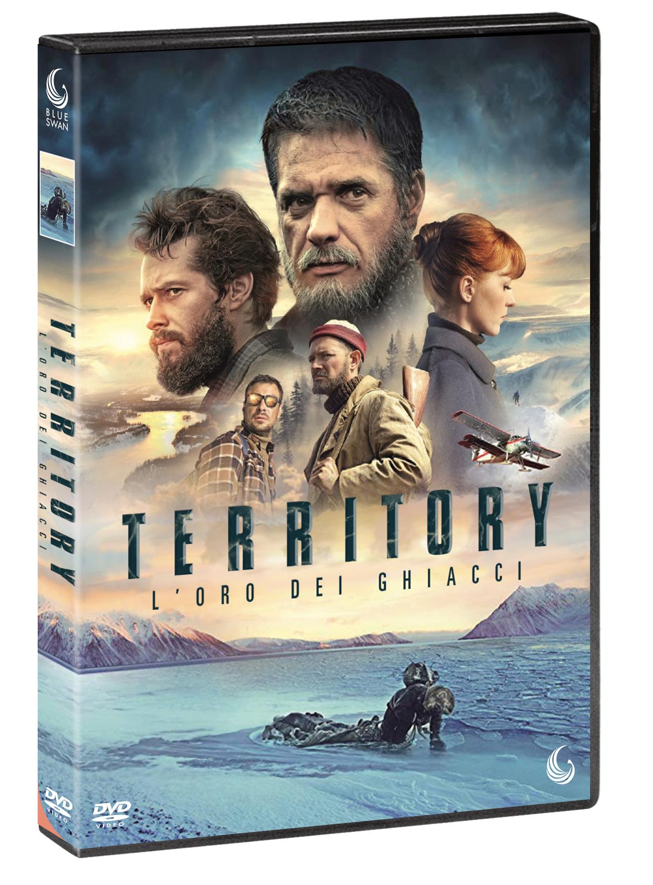 TERRITORY - L'ORO DEI GHIACCI (DVD)