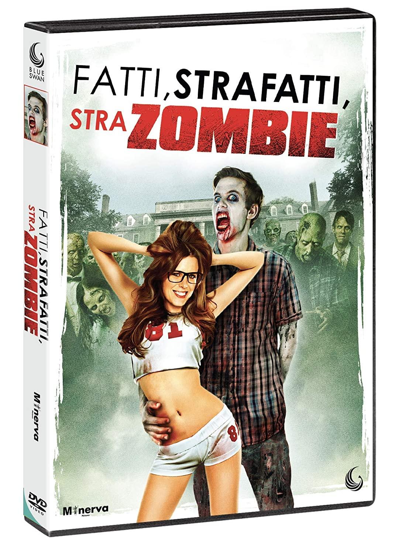 FATTI, STRAFATTI, STRAZOMBIE (DVD)