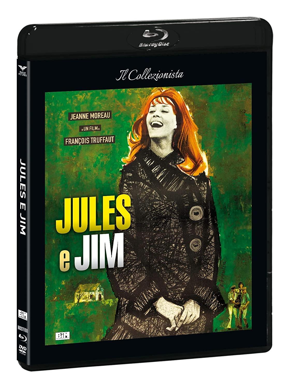 JULES E JIM (BLU-RAY+DVD)