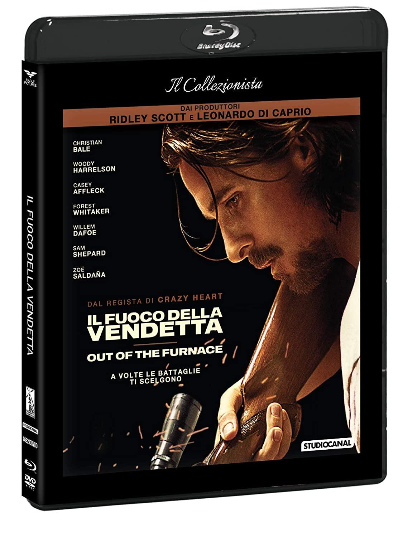 IL FUOCO DELLA VENDETTA (DVD+BLU-RAY)