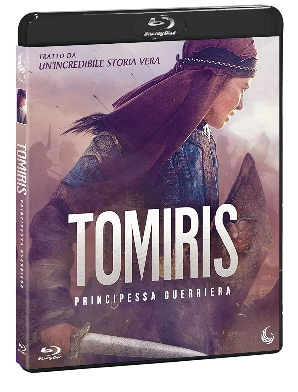 TOMIRIS - LA PRINCIPESSA GUERRIERA - BLU RAY
