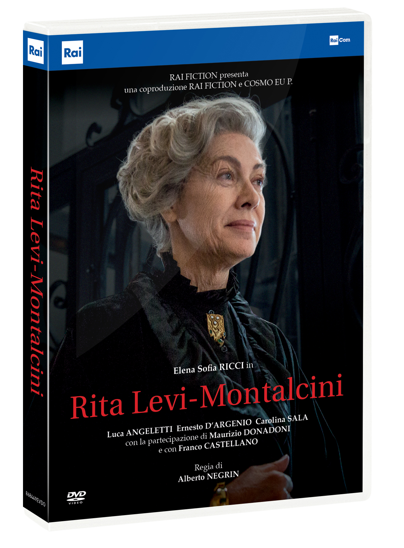RITA LEVI MONTALCINI (DVD)