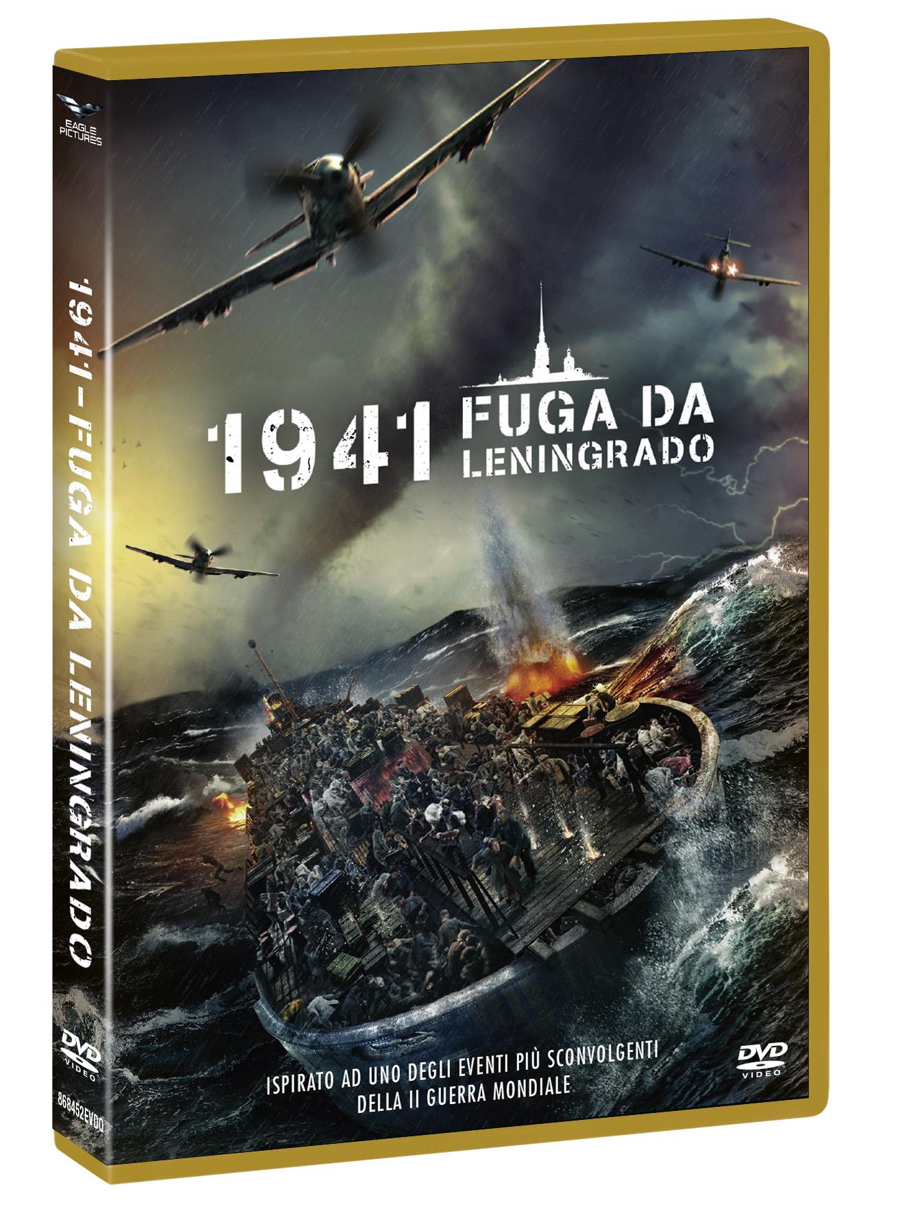 1941 - FUGA DA LENINGRADO (DVD)
