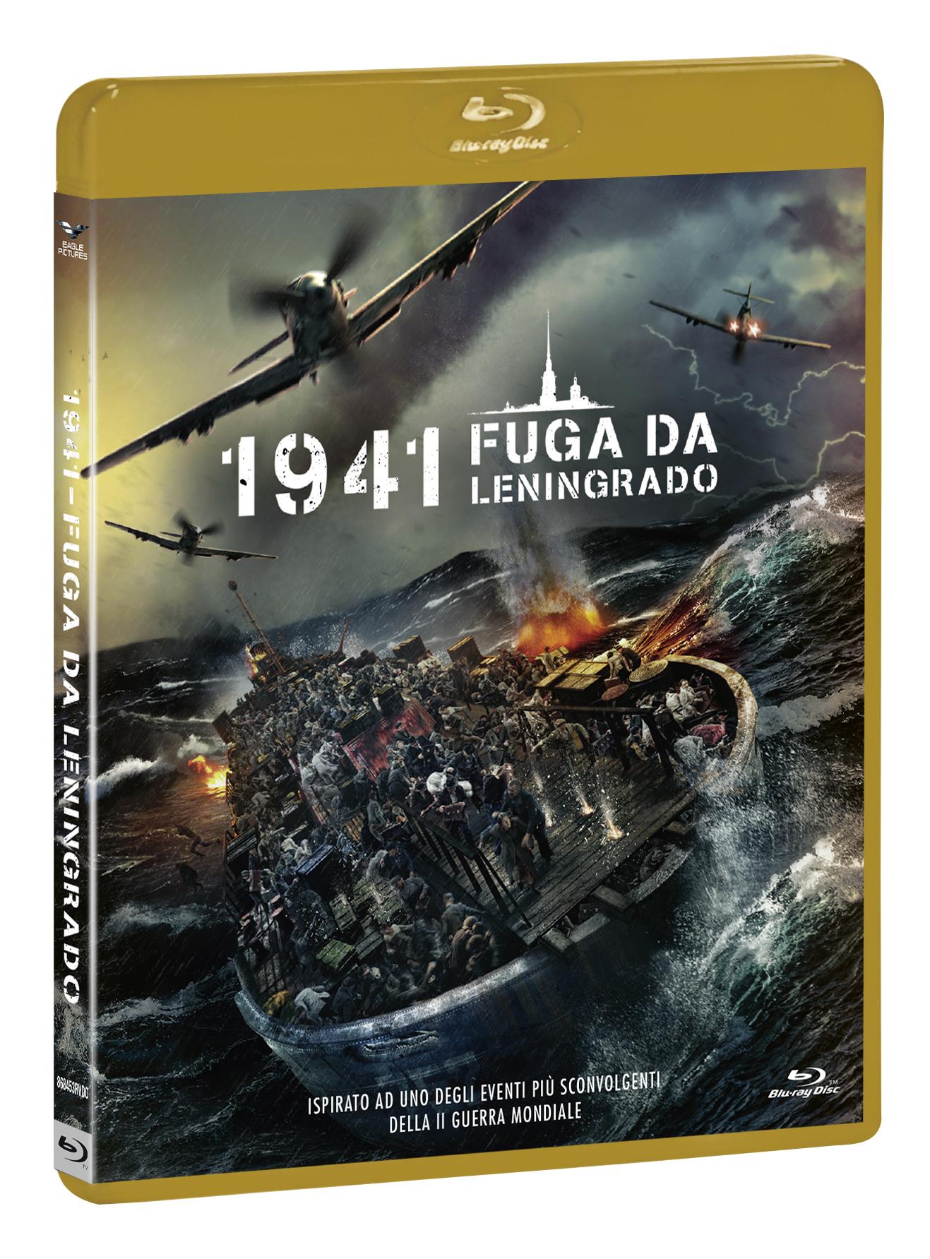 1941 - FUGA DA LENINGRADO - BLU RAY