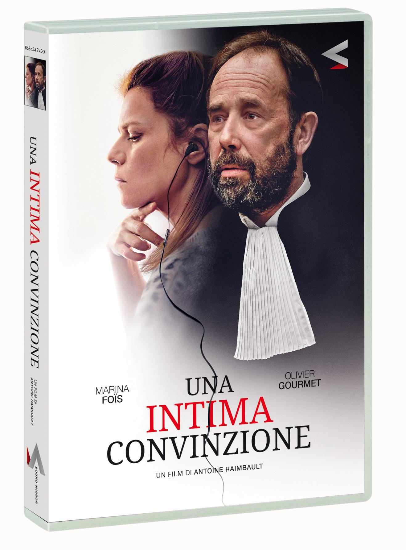 UNA INTIMA CONVINZIONE (DVD)