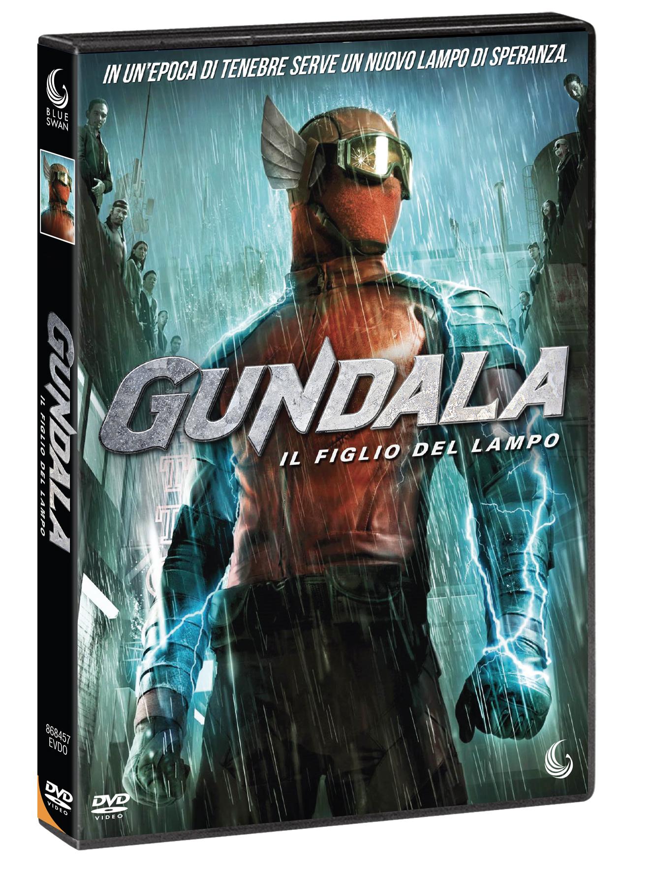 GUNDALA - IL FIGLIO DEL LAMPO (DVD)