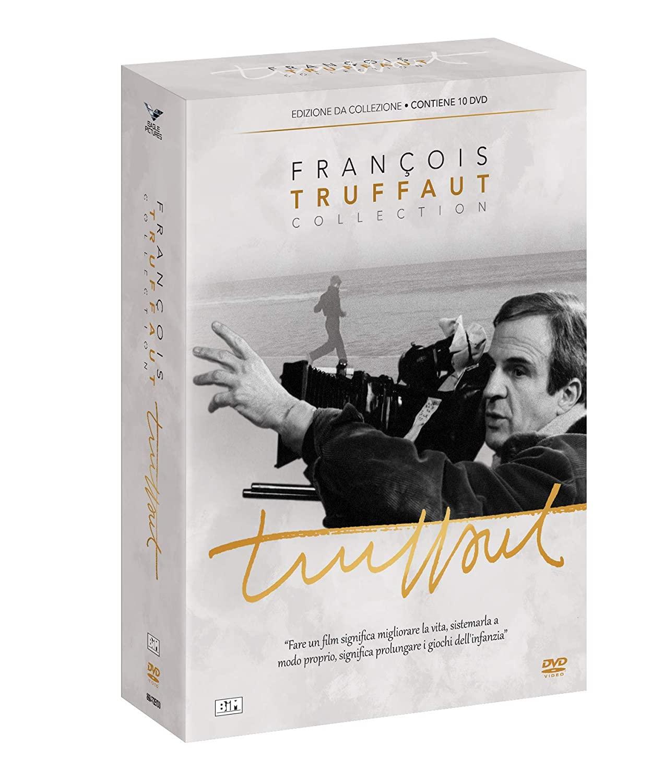 COF.FRANCOIS TRUFFAUT COLLECTION (10 DVD) (DVD)