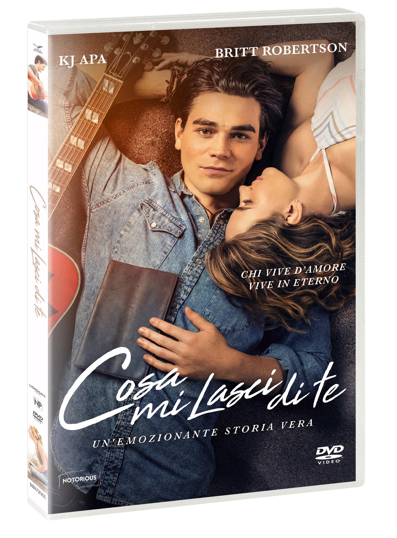 COSA MI LASCI DI TE (DVD)