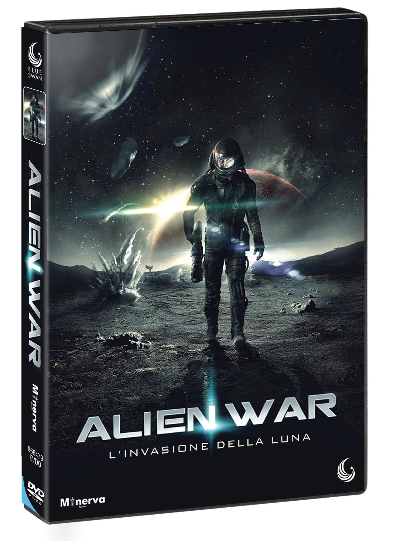 ALIEN WAR - L'INVASIONE DELLA LUNA (DVD)