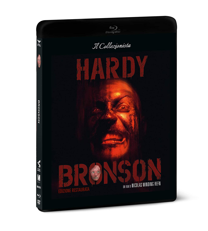 BRONSON (BLU-RAY+DVD)