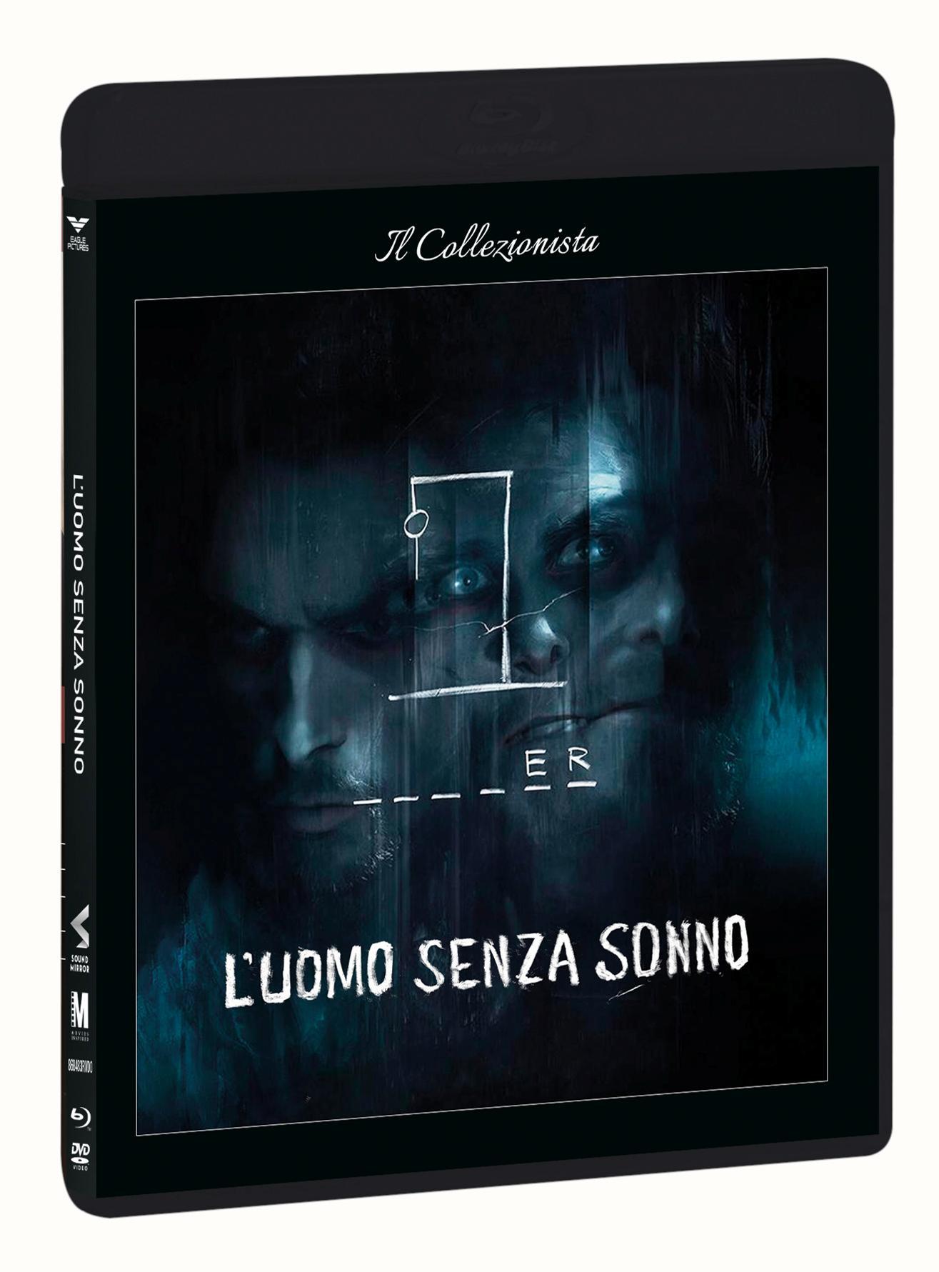 L'UOMO SENZA SONNO (BLU-RAY+DVD)