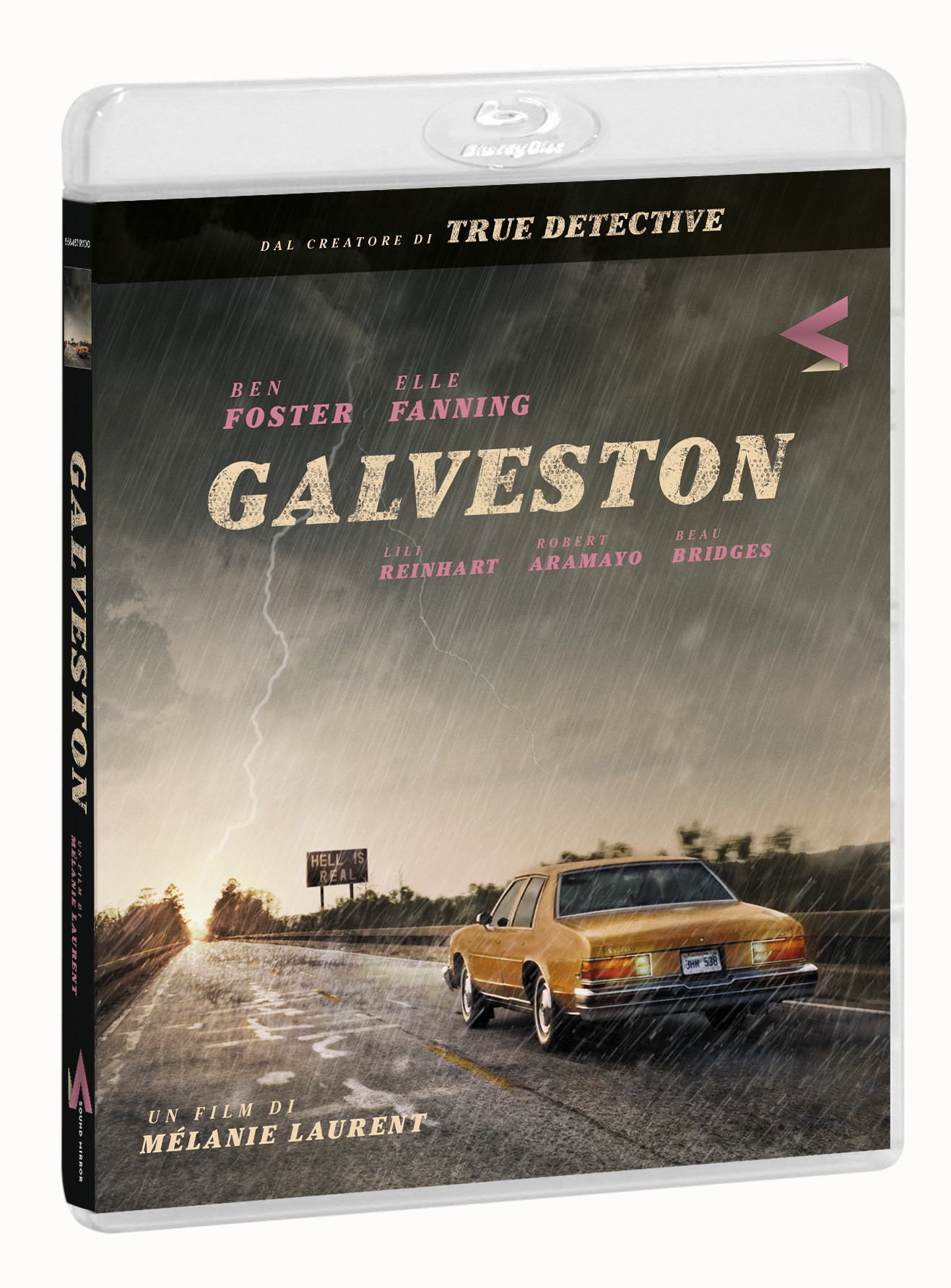 GALVESTON - BLU RAY