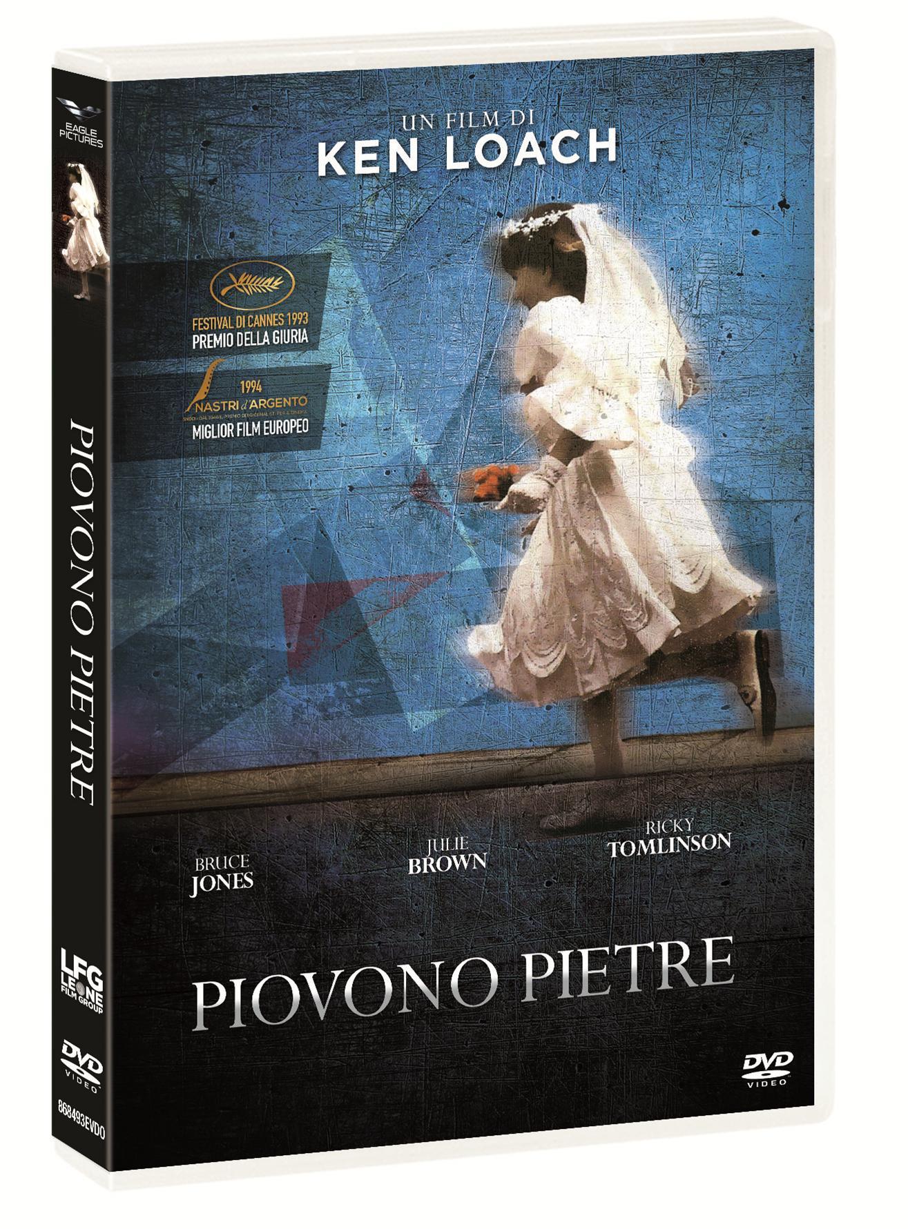 PIOVONO PIETRE (DVD)