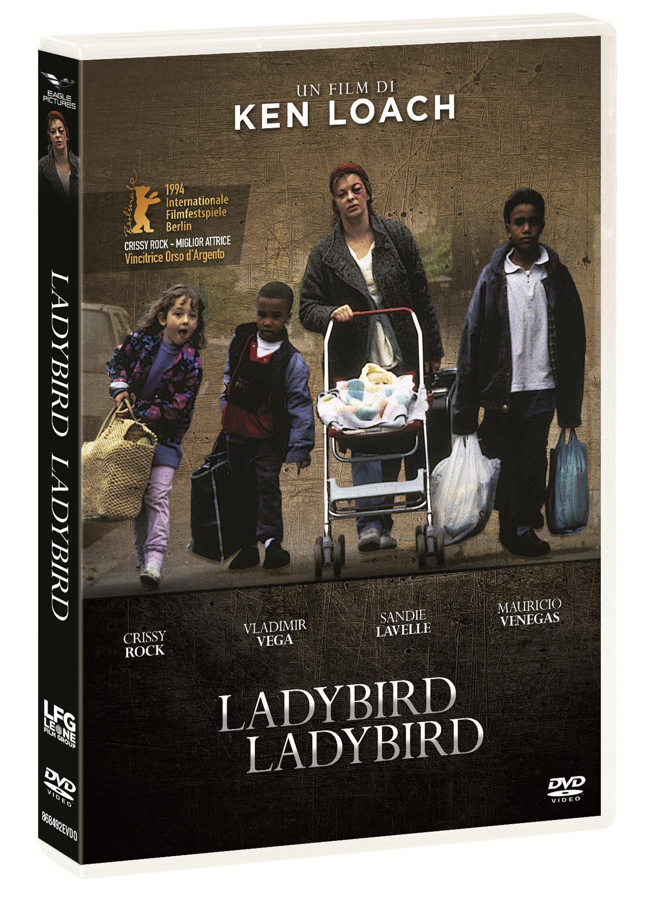 LADYBIRD LADYBIRD (DVD)