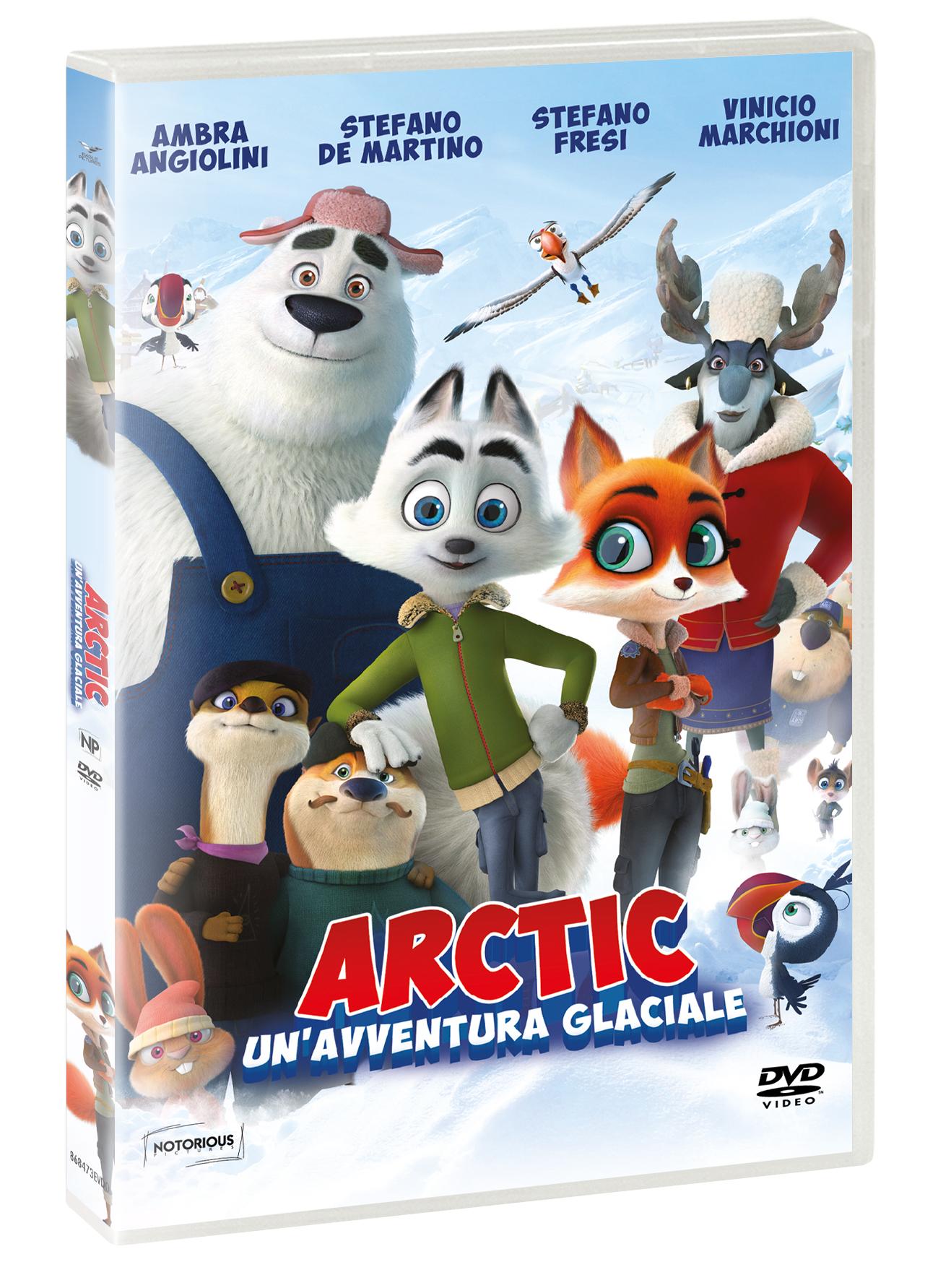 ARCTIC - UN'AVVENTURA GLACIALE (DVD)