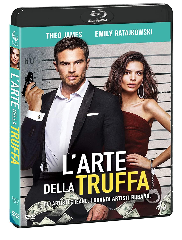 L'ARTE DELLA TRUFFA - BLU RAY