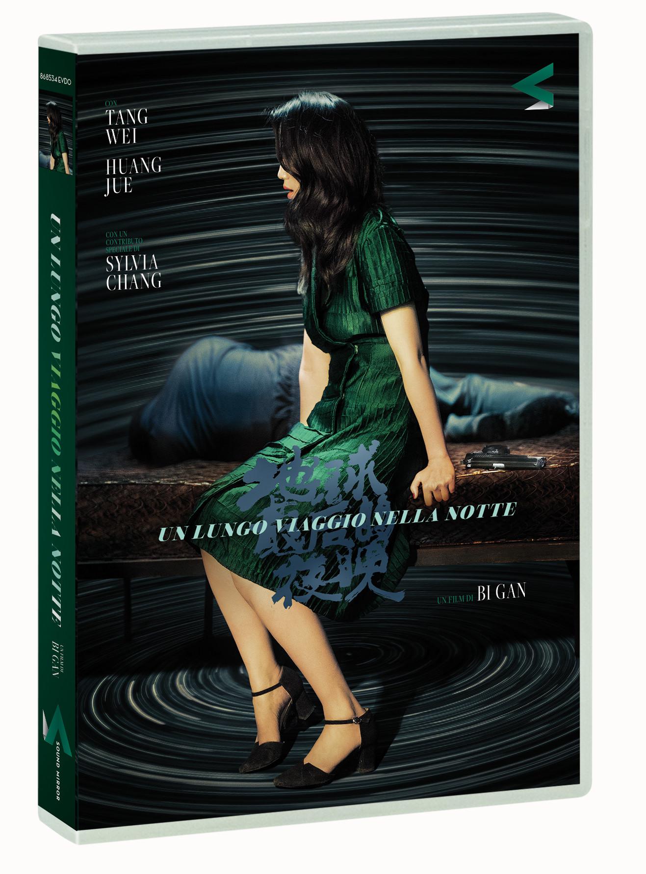 UN LUNGO VIAGGIO NELLA NOTTE (DVD)